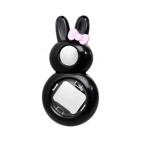 Линза для Fujifilm Instax Mini 8 «Кролик»: чёрная