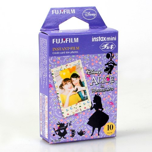 Fujifilm-Instax-Mini-Film-10-sheets-Alice-In-Wonderland