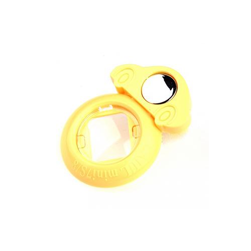 Макролинза с зеркалом для Fujifilm Instax Mini 8, car yellow