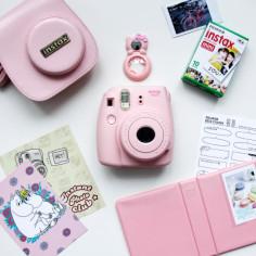 fujifim-instax-mini-8-rose-matte-bag