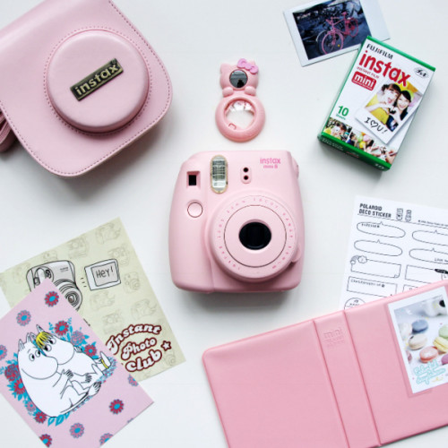 fujifim-instax-mini-8-rose-matte-bag