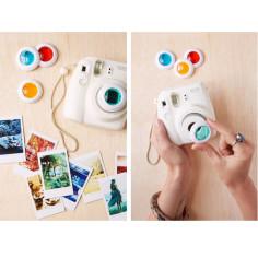 Набор цветных макро-линз для Fujifilm Instax Mini 8