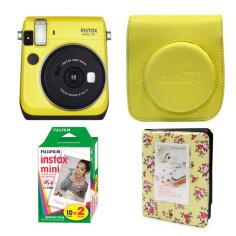 Fujifilm-Instax-Mini-70-yellow-kit