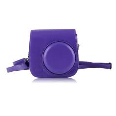 Сумка чехол для Fujifilm Instax Mini 8 фиолетовая