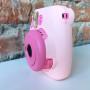 Fujifilm Instax Mini 9 Flamingo Pink и розовый кейс