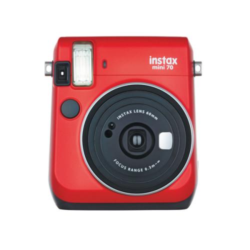 Fujifilm-Instax-Mini-70-Red-Front