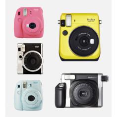 Фотоаппараты моментальной печати Fujifilm Instax