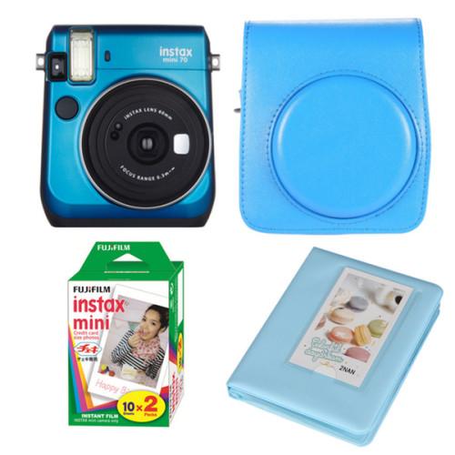 Fujifilm-Instax-Mini-70-blue-kit