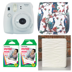 fujifilm-instax-mini-9-smokey-white-kit-peacock
