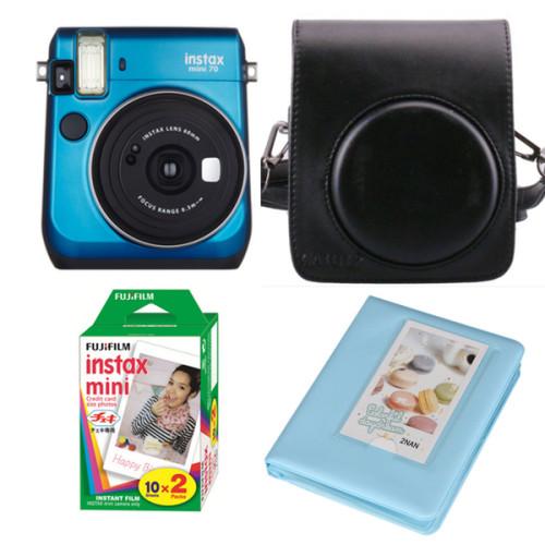Fujifilm-Instax-Mini-70-blue-kit-black-bag