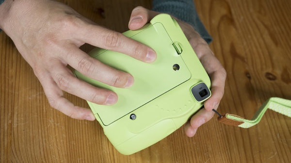 Fujifilm Instax Mini 9 Lime Green camera