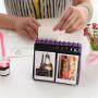 intax-mini-albums-vinil-calendar-purple