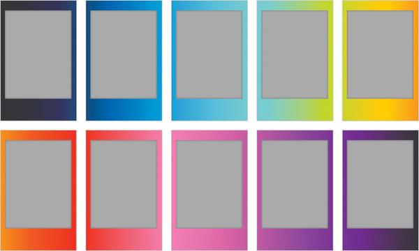 rainbow-frame