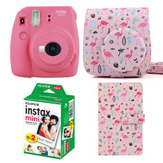 fujifilm-instax-mini-9-flam-kit-flamingo-bag-album