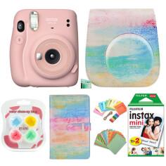 НАБОРЫ с фотоаппаратами моментальной печати Fujifilm Instax Mini и Lomo'Instant
