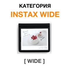 Альбомы для Instax WIDE / ПОЛАРОИД / INSTAGRAM-фото